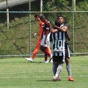 Base: Botafogo empata em 2 a 2 com Flamengo e segue líder na Taça Rio Sub-20