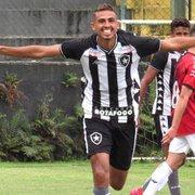 Base: Botafogo sub-20 vence dois jogos no mesmo dia, pelo Brasileiro e pela Taça Rio