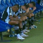 Blog: 'Falta de comando fragiliza Botafogo e aumenta tensão'