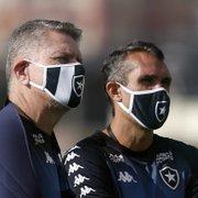 (OFF) Ex-Botafogo, Bruno Lazaroni é convidado por Paulo Autuori para trabalhar no Athletico-PR