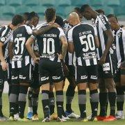 Brasileirão: Botafogo tem 43% de chance de rebaixamento e 18% de classificação para Copa Sul-Americana