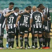 ATUAÇÕES FN: fora juiz, Saulo, Kelvin e Davi Araújo são os piores em derrota do Botafogo para o Bahia