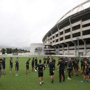 Lecaros, Gatito, Kelvin, Angulo e Cícero seguem fora no Botafogo; Matheus Nascimento é relacionado