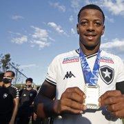 Base: sub-20 tem jogadores que podem ser usados no Botafogo ainda em 2020