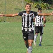 Base: Botafogo goleia Resende por 4 a 1 e avança para semifinal da Taça Rio Sub-20