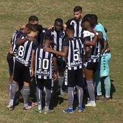 Base: Botafogo interrompe sequência invicta e perde para o Flamengo no Brasileiro Sub-20
