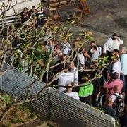 Botafogo: torcedores invadem sede, mas são contidos por seguranças