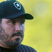 Quarentena de Barroca no Botafogo supera prazo de recuperação de Ramón Díaz, recentemente dispensado