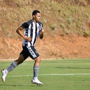 Base: Kauê e Jhonnatha, do Botafogo, são convocados para novo período de treinos da Seleção Sub-17