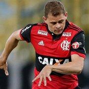 (OFF) Descartado pelo Botafogo, volante ex-Flamengo é preso por porte ilegal de arma de fogo