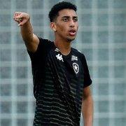 Multa rescisória de Kauê com o Botafogo será superior a R$ 255 milhões