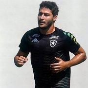 Marcinho e Cesinha são relacionados pelo Botafogo; Kelvin é desfalque contra o Red Bull Bragantino