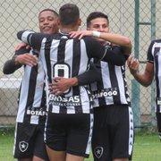 AO VIVO: Botafogo recebe o Bahia buscando voltar ao G-8 do Brasileiro Sub-20
