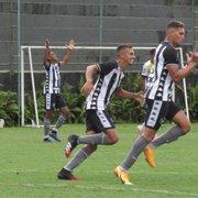 Base: Botafogo decide Taça Rio Sub-20 contra Volta Redonda neste sábado