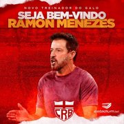 (OFF) Outrora plano B do Botafogo, Ramon Menezes, ex-Vasco, é anunciado pelo CRB