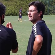 Invicto há 11 jogos, técnico do sub-20 do Botafogo elogia atletas e processo de integração