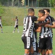 VÍDEO: gols, bastidores e entrevistas de vitória do Botafogo sobre Resende no sub-20