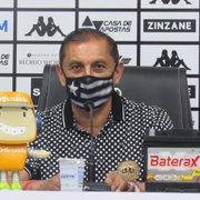 Ramón Díaz acompanha jogos de longe e está disposto a reduzir salários para voltar ao Botafogo