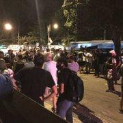 Confusão: colar do Fluminense em sócio revolta torcida do Botafogo em eleição; veja vídeo