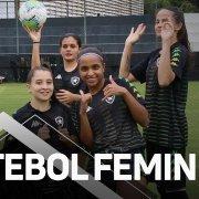 Futebol feminino: Botafogo se prepara para enfrentar Atlético-MG segunda