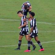 Comentarista: 'Temos visto o Goiás se apresentar melhor que o Botafogo'