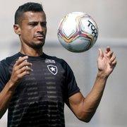 (OFF) Ex-Botafogo, Cícero é oferecido ao Paysandu, que descarta contratação