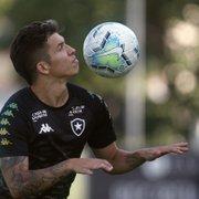 (OFF) Ex-Botafogo, Bruno Nazário ganha elogios de Lisca no América-MG: 'Versátil e mostrou que é guerreiro'