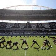 Botafogo tem 66 jogadores com contrato profissional: ou aperta os cintos, ou não haverá futuro