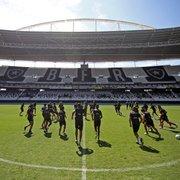 Sem novos reforços, Botafogo corre para não perder jogadores em fim de contrato