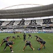 Cícero, Luiz Otávio, Barrandeguy, Marcinho, Rhuan, Lucas Campos… Botafogo vive bagunça no elenco