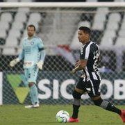 Barroca 'reintegra' afastados e ganha novas opções no time do Botafogo