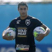 Botafogo definirá futuro de jogadores com contrato expirando no fim de 2020 até sexta