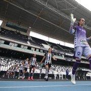 Na contramão do masculino, feminino do Botafogo vive expectativa por acesso