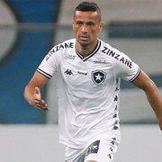 Contratos de Cícero e mais quatro terminam, e Botafogo deixa de gastar R$ 400 mil por mês
