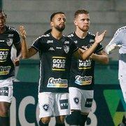 Ainda há esperança! Botafogo reduz distância para sair do Z4 do Brasileirão; confira classificação atualizada