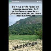 Por novo CT do Botafogo, Durcesio conversa diretamente com os Moreira Salles