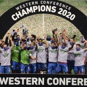 Emprestado pelo Botafogo, João Paulo é campeão da Conferência Oeste com Seattle e está na final da MLS