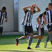 Base: Com equipe alternativa, Botafogo vence Bahia e fica a um empate de avançar no Brasileiro Sub-20
