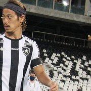 Empresário garante rescisão contratual de Honda sem custos futuros para o Botafogo: 'Jamais irá prejudicar'