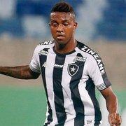 Botafogo não usará cláusula de rescisão e manterá Kelvin até o fim do Brasileiro