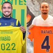 Ficou para depois: Botafogo deixa as portas abertas, mas Fábio e Rafael assinam novos contratos na Europa