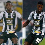 Site: Marcelo Benevenuto e Matheus Babi são cobrados por membros de organizada do Botafogo após ida a boate depois de derrota