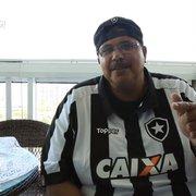 Motorista do Botafogo sofre em fila por bariátrica, e clube promete solução