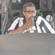 Morre Maurão, motorista do Botafogo, vítima da Covid-19