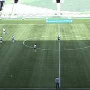 AO VIVO: Botafogo visita Palmeiras buscando vaga nas quartas de final do Brasileiro Sub-20