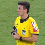 Roger Flores, sobre Internacional 2 x 1 Botafogo: 'A arbitragem foi determinante'