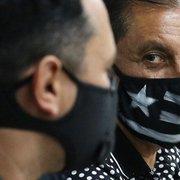 Botafogo escolheu Ramón Díaz pensando no próximo ano, admite Túlio: 'Minha visão não é essa'