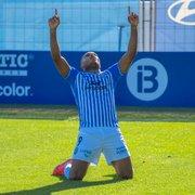 Ex-Botafogo, Vinicius Tanque, Alex Santana e Bochecha balançam as redes no fim de semana