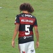 Justiça atualiza: por ida para o Flamengo, Willian Arão deve pagar 'só' R$ 4,8 milhões ao Botafogo