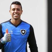 Sidão relembra passagem pelo Botafogo e dá dicas para a disputa da Série B